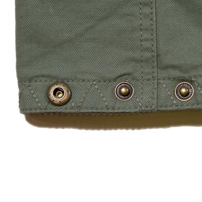 ラファイエット コットン ツイル カバーオール ジャケット