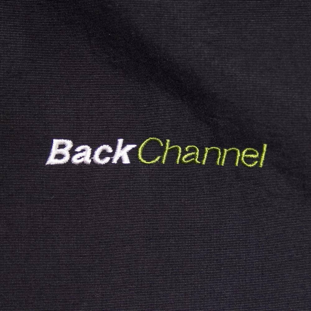 バックチャンネル スタンド カラー ジャケット