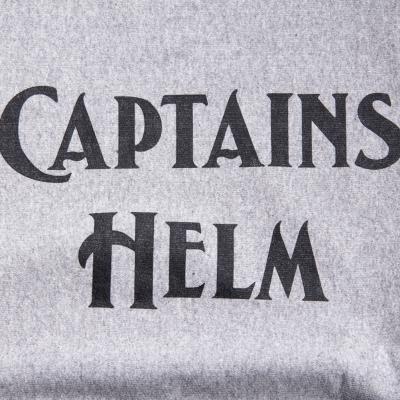 キャプテンズヘルム ロゴ オーセンティック フーディー