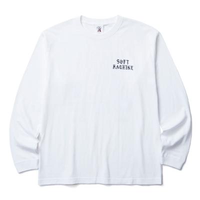 ソフトマシーン スネーク ピット ロングスリーブ tシャツ