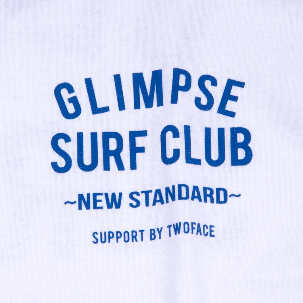 グリンプス アンド シーシー グリンプス サーフクラブ ロングスリーブ