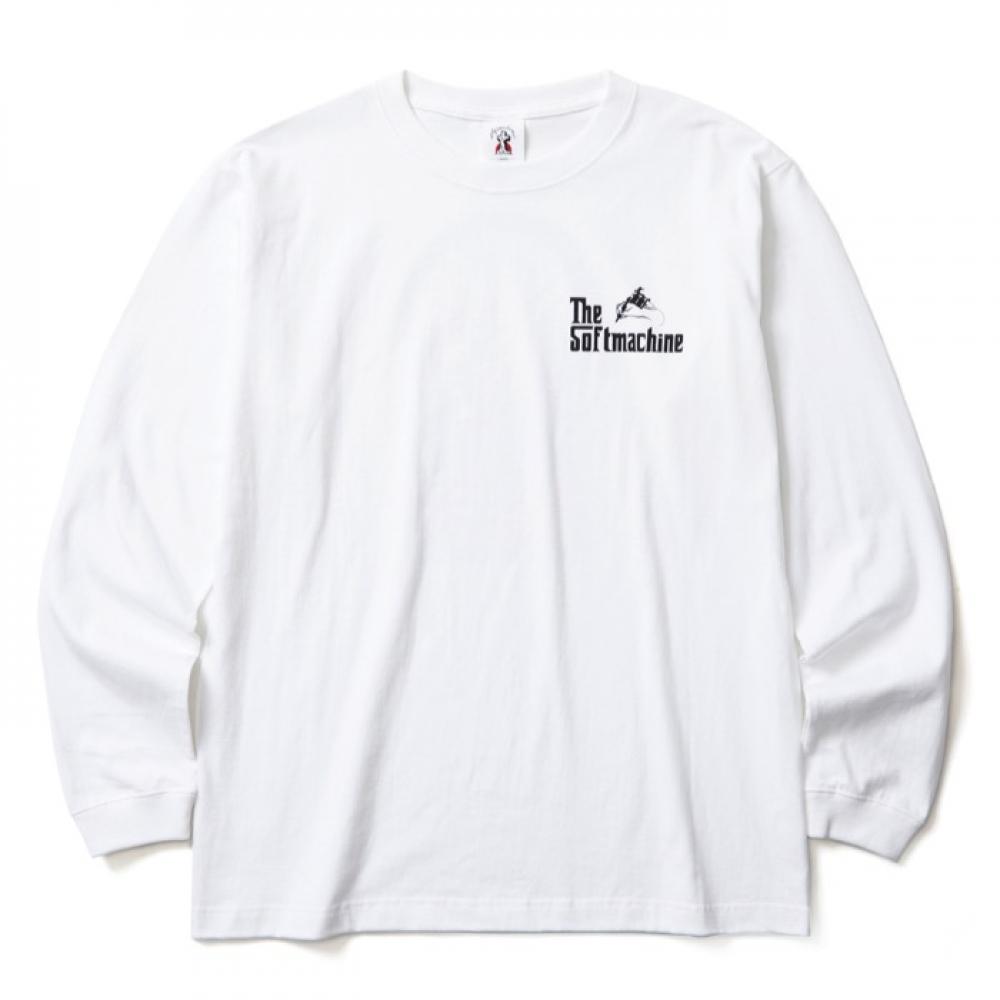 ソフトマシーン ピープ ロングスリーブ tシャツ