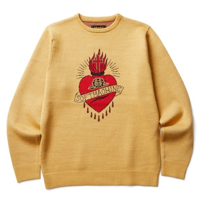 ソフトマシーン セイクリッド セーター