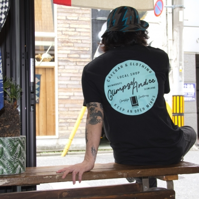 ツーフェイスオリジナル カフェロゴ tシャツ