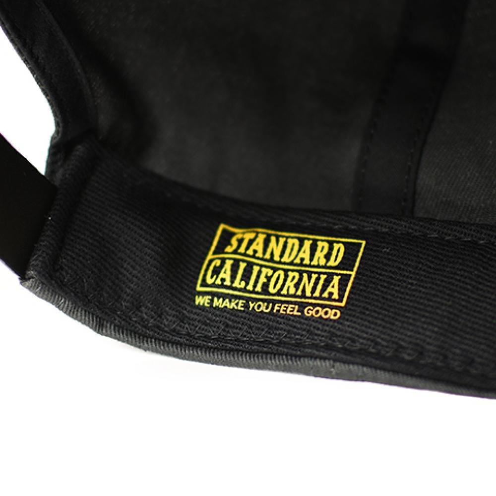 スタンダードカリフォルニア ロゴ パッチ ツイル キャップ
