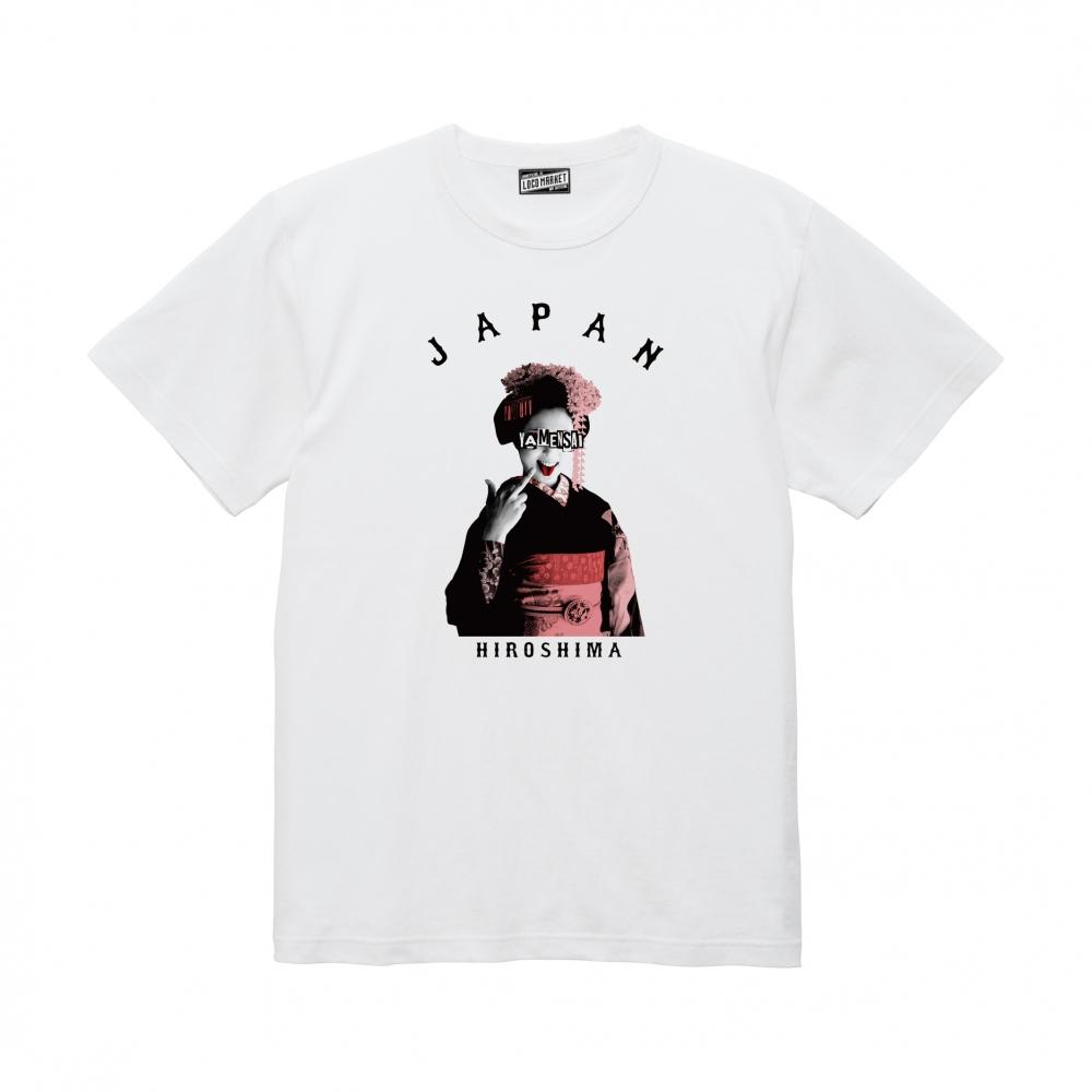 ロコマーケット  日本お土産 Tシャツ 広島