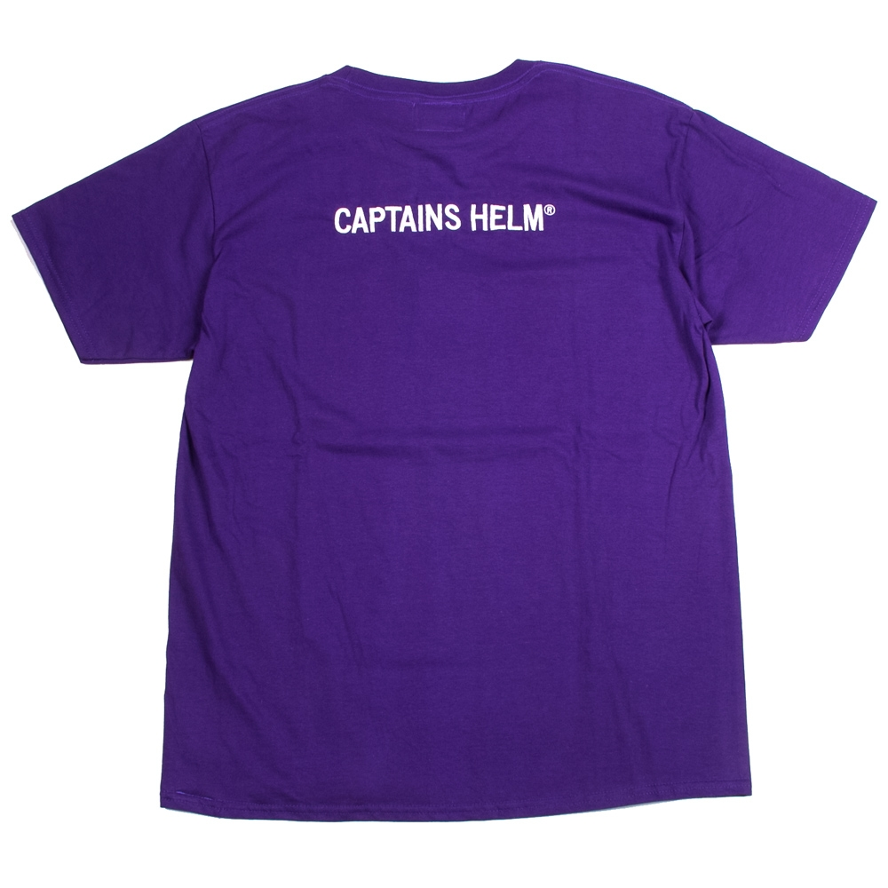 キャプテンズヘルム トレードマーク tシャツ