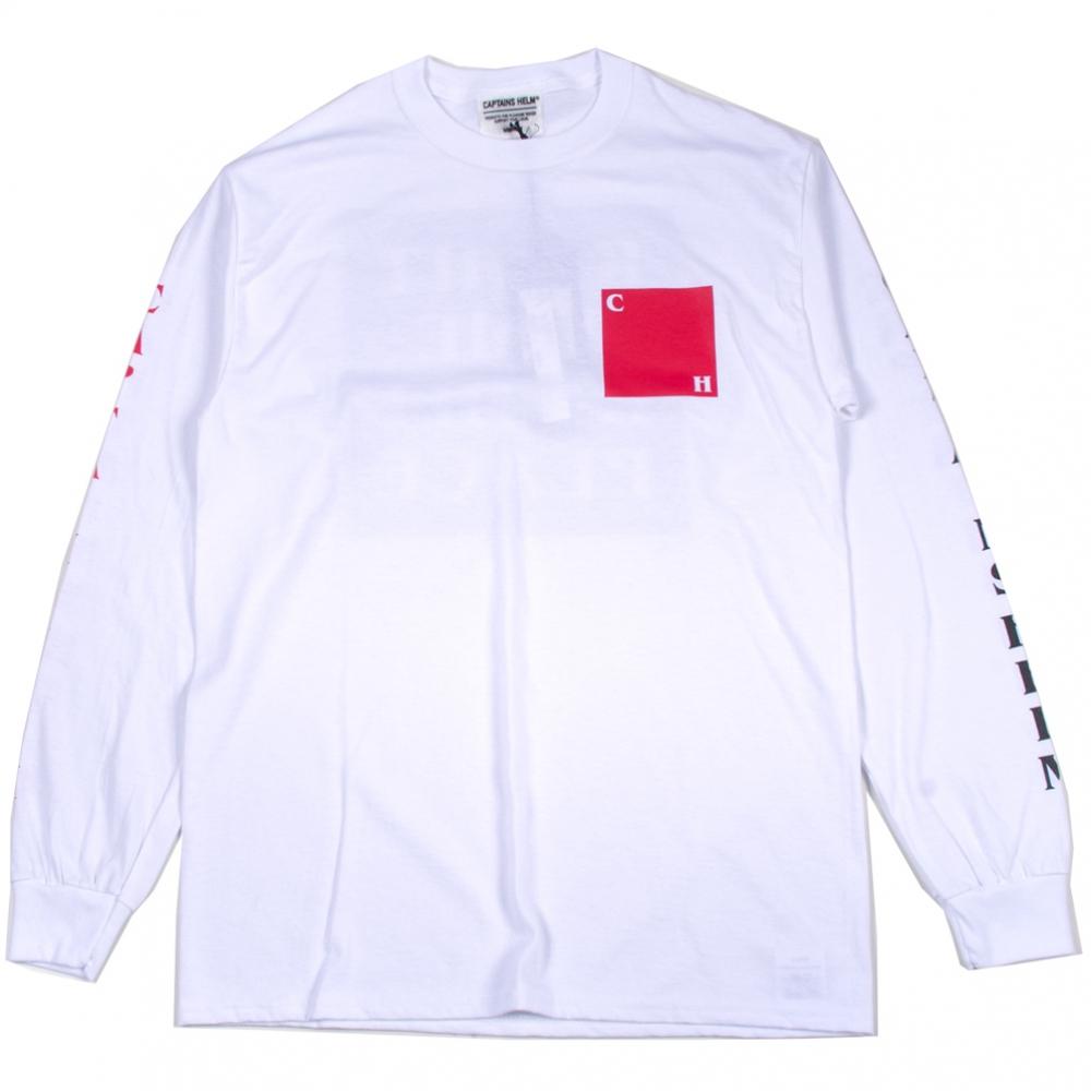 キャプテンズヘルム ロングスリーブ Tシャツ