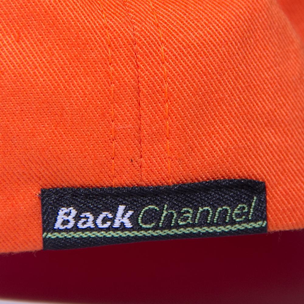 バックチャンネル BKCNL ツイル キャップ