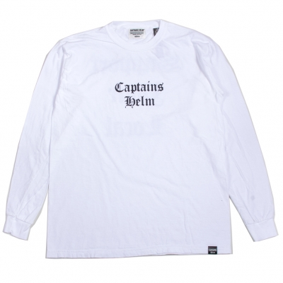 キャプテンズヘルム グリンプス サポート ローカル ロングスリーブ Tシャツ