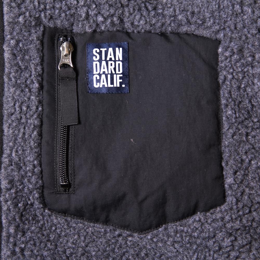 スタンダードカリフォルニア ヘビー クラシック パイル ジャケット