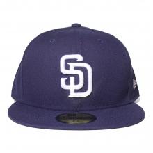ニューエラ サン ディエゴ パドレス MLB オーセンティック コレクション 59 フィフティ キャップ