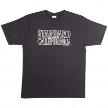 スタンダード カリフォルニア ロゴ tシャツ