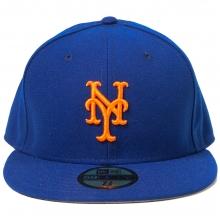 ニューエラ ニューヨーク メッツ MLB オーセンティック コレクション 59フィフティー キャップ