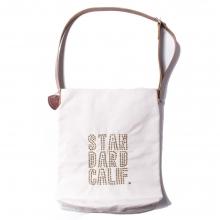 スタンダード カリフォルニア エゴ キャンバス ストラップ バッグ
