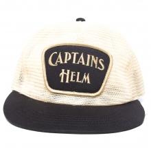 キャプテンズ ヘルム オール メッシュ キャップ