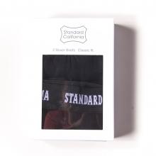スタンダード カリフォルニア ボクサー パンツ 2パック