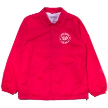 トゥーフェイス オリジナル サークル メイン ロゴ コーチ ジャケット