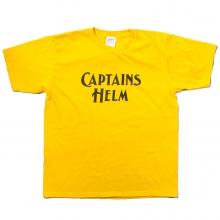 キャプテンズヘルム オリジナル ロゴ ヴィンテージ キッズ Tシャツ