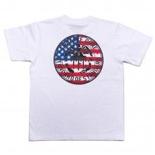 ツーフェイス オリジナル スター アンド ストライプス tシャツ