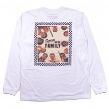 ツーフェイス オリジナル ウィー アー ツーフェイス ロングスリーブ tシャツ