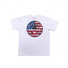 【キッズサイズ】 ツーフェイス オリジナル スター アンド ストライプス キッズtシャツ