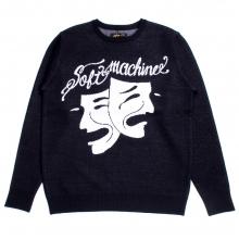 ソフトマシーン ツーフェイス セーター