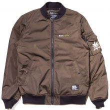 Back Channel, ma-1 jacket