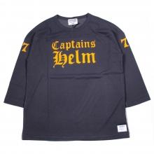 キャプテンズヘルム フットボール tシャツ