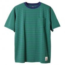 スタンダード カリフォルニア ボーダー ショート スリーブ Tシャツ