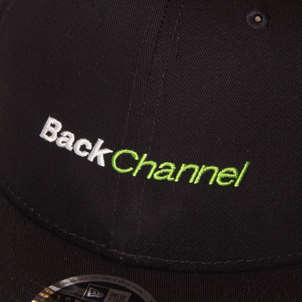 バックチャンネル X ニューエラ ロウプロファイル