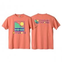 スタンダード カリフォルニア オフショアー ロゴ Tシャツ