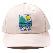 スタンダード カリフォルニア オフ ショアー ツイル ベースボール キャップ