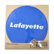 lafayette , ロゴ スリップ マット