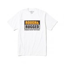 ラフ アンド ラゲッド デザイン Tシャツ 01