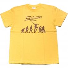 ソフトマシーン エヴォリューション ショートスリーブ tシャツ