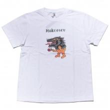 ソフトマシーン  メイク オーバー ショートスリーブ tシャツ