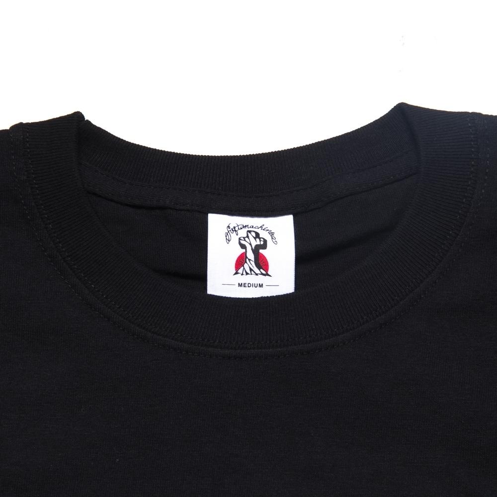 ソフトマシーン  チカーノ ザ・キャット  ショートスリーブ tシャツ