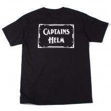 キャプテンズヘルム グリンプス リミテッド ロゴ Tシャツ