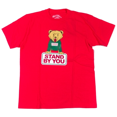 スタンダードカリフォルニア スタンド バイユー Tシャツ