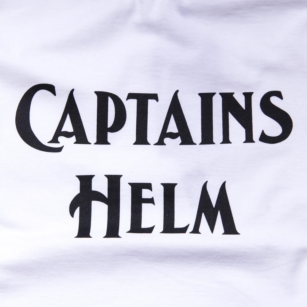 キャプテンズヘルム ロゴ タンク トップ