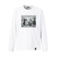 ロコマーケット ペダルバイク ロングスリーブ Tシャツ