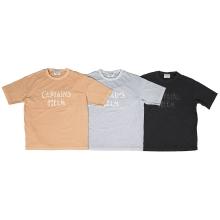 キャプテンズヘルム ローズ ロゴ ピグメント Tシャツ