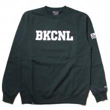 バックチャンネル BKCNL クルー スウェット