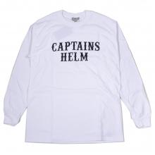 グリンプス x キャプテンズヘルム 1周年記念 ロングスリーブ Tシャツ
