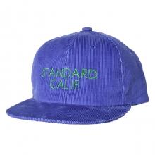 スタンダードカリフォルニア コーデュロイ ロゴ キャップ