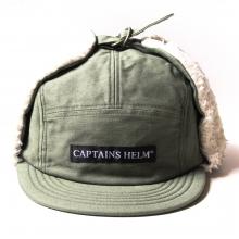 キャプテンズ ヘルム ウィンター キャンプ キャップ