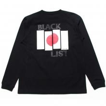 グリンプス オリジナル ブラックリスト ロングスリーブ tシャツ