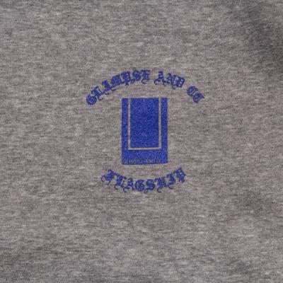 グリンプス オリジナル オールド ロゴ クルー ネック スエット