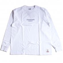 スタンダードカリフォルニア ヘビーウェイト ロングスリーブ Tシャツ ロゴ
